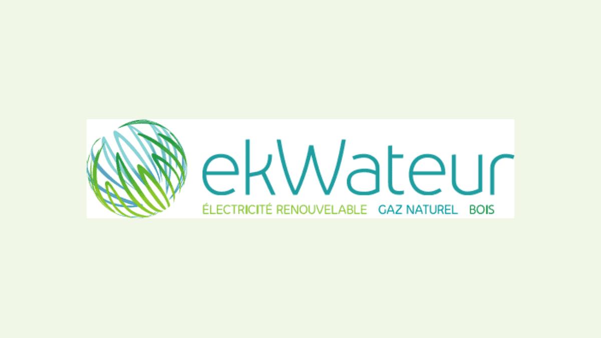 EKWATEUR : L'ÉLECTRICITÉ ET LE GAZ RENOUVELABLES À PRIX RÉDUIT